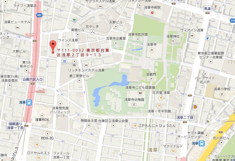 スマートボール地図