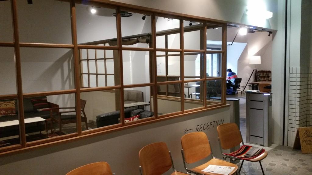 BUSHITSUの自習室