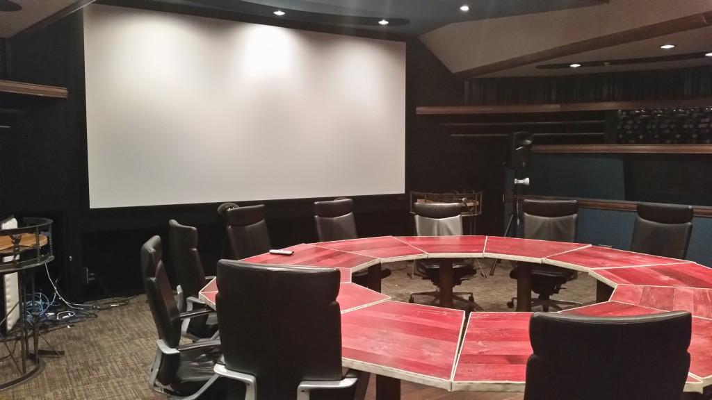 半無音響会議室