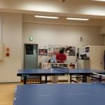 新橋、有楽町からファミマ併設の卓球場ファミタクに訪問