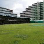 江東区木場駅近くの練習場、フジゴルフセンターの混雑状況