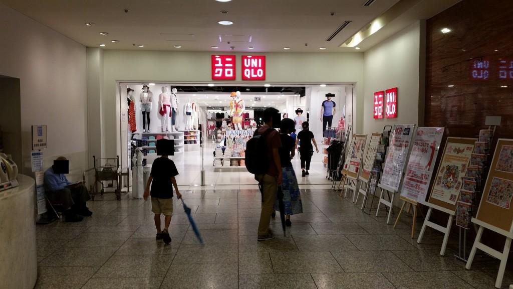 ユニクロ五反田TOC店