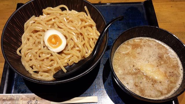 竹虎つけ麺
