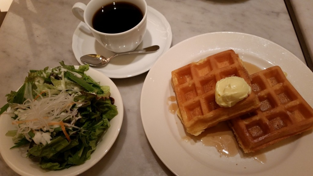 NOA CAFEモーニング
