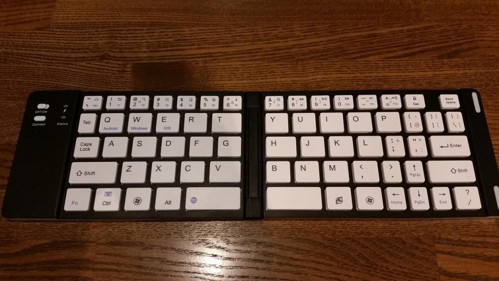 折り畳み式キーボードのおすすめ