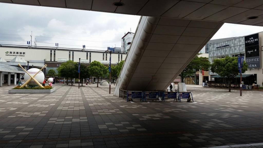 海浜幕張駅から徒歩1分のアウトレット