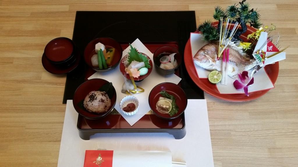 木曽路のお食い初めプランは2700円