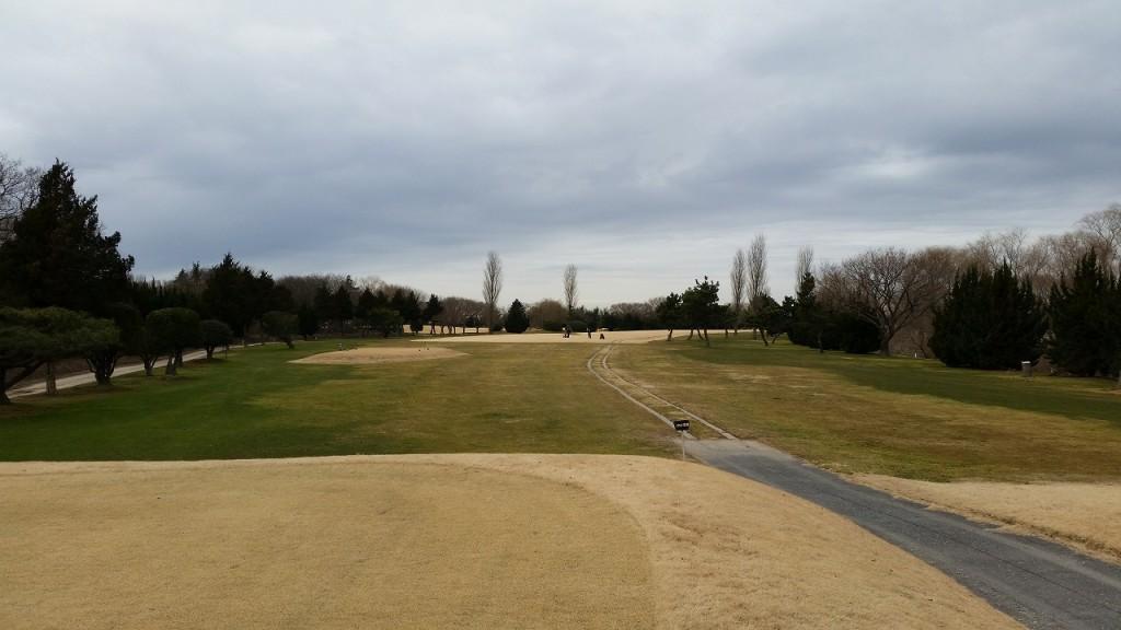 利根パークゴルフ場のコース