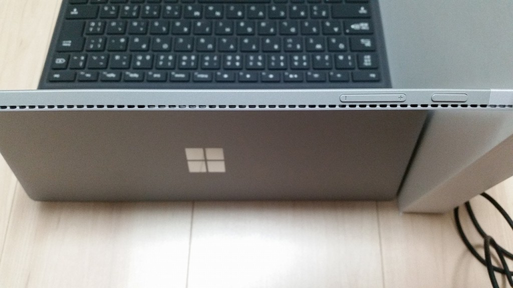 SurfacePro4電源