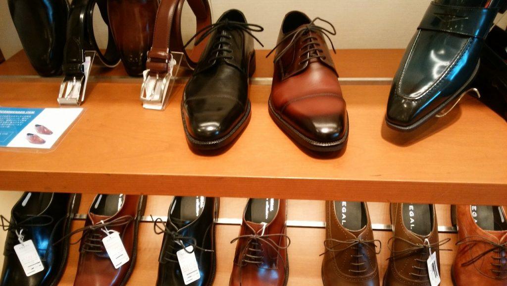 リーガルアウトレットはオリジナルの靴