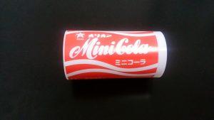 コカ・コーラボトルのラムネ