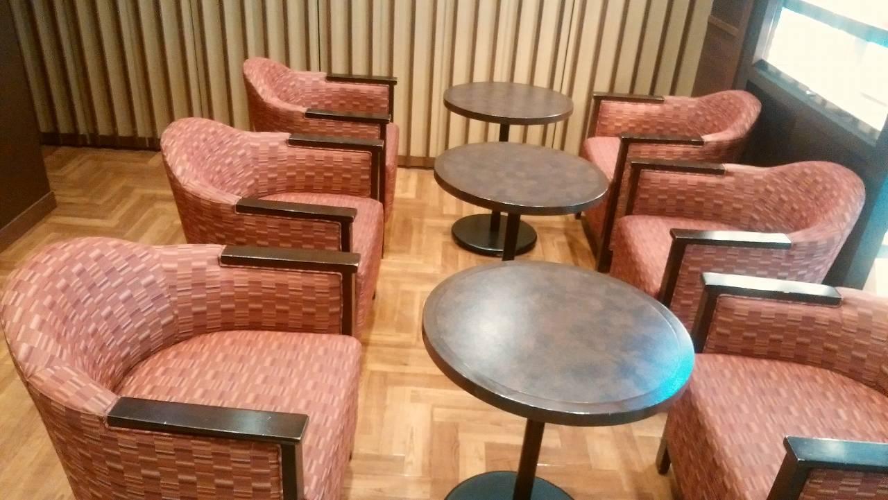天王洲アイルのサンマルクカフェは商談やパソコンができる