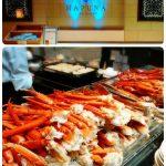品川プリンスホテル「ハプナ」のランチビュッフェでカニを満喫!
