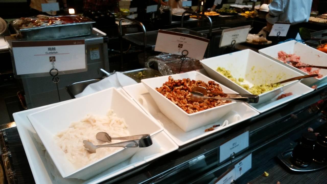 手作り海鮮丼が楽しめるハプナ