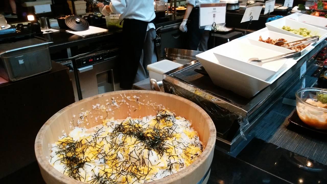 ハプナのちらし寿司