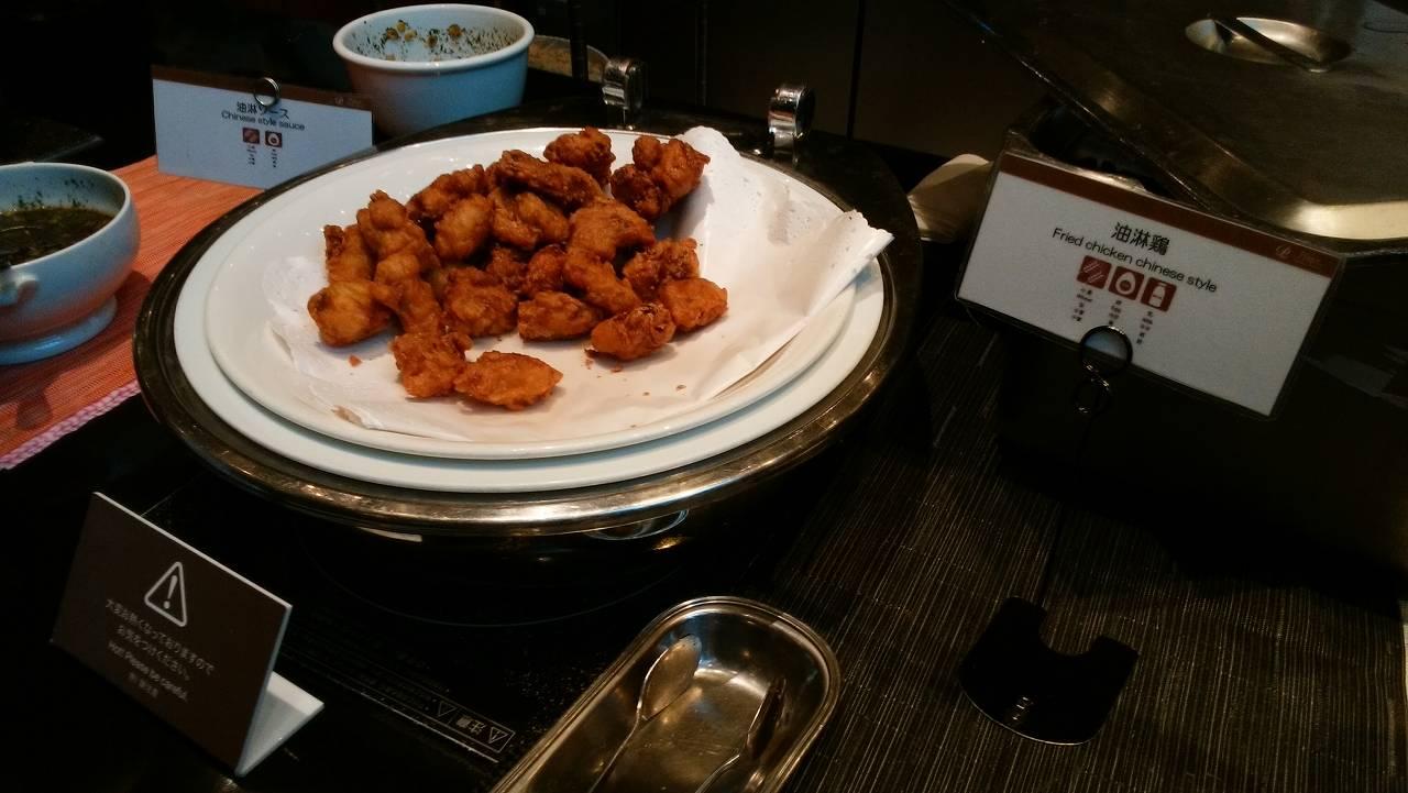 ハプナの出来立て油淋鶏