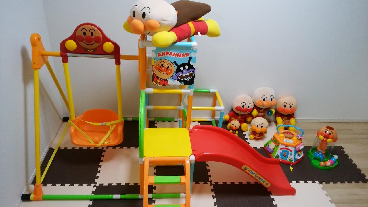 アンパンマンの子供部屋
