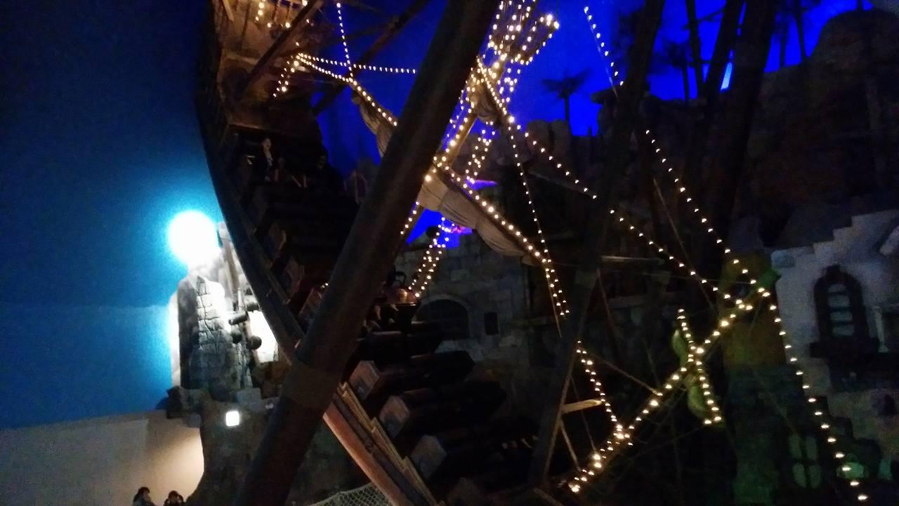 品川プリンスホテル水族館のアトラクション
