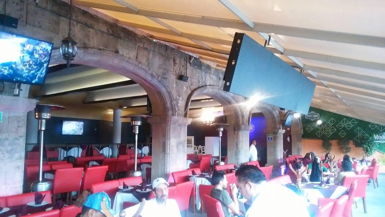 ソカロのメキシコ料理「PRIMER CUADRO」でランチ4
