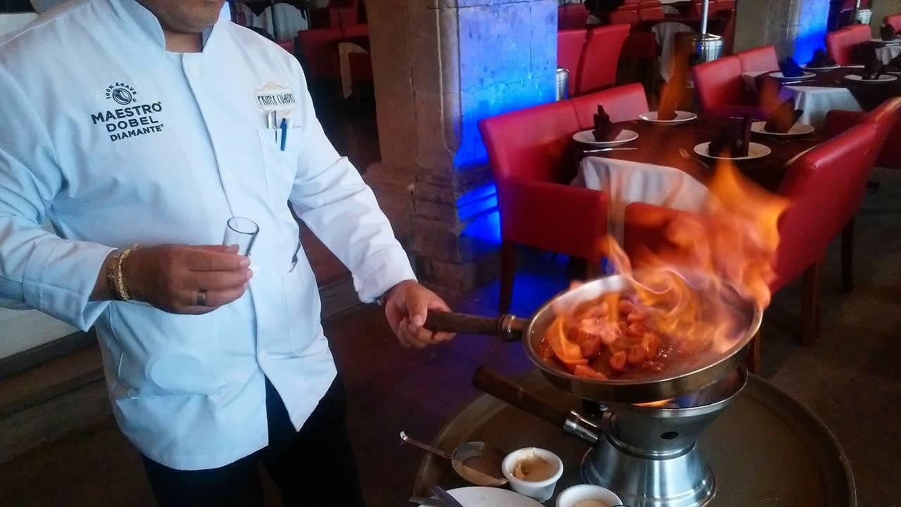 ソカロのメキシコ料理「PRIMER CUADRO」でランチ3