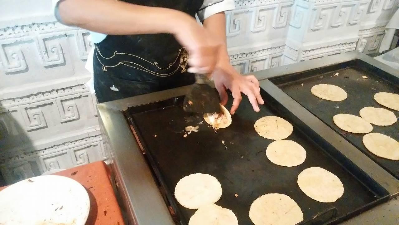 「GRAN TEOCALI」でメキシコ料理3