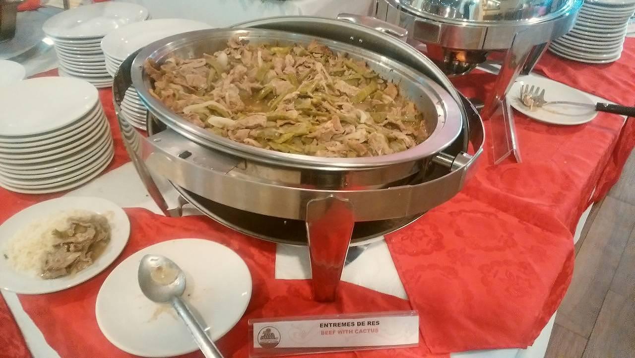 「GRAN TEOCALI」でメキシコ料理4