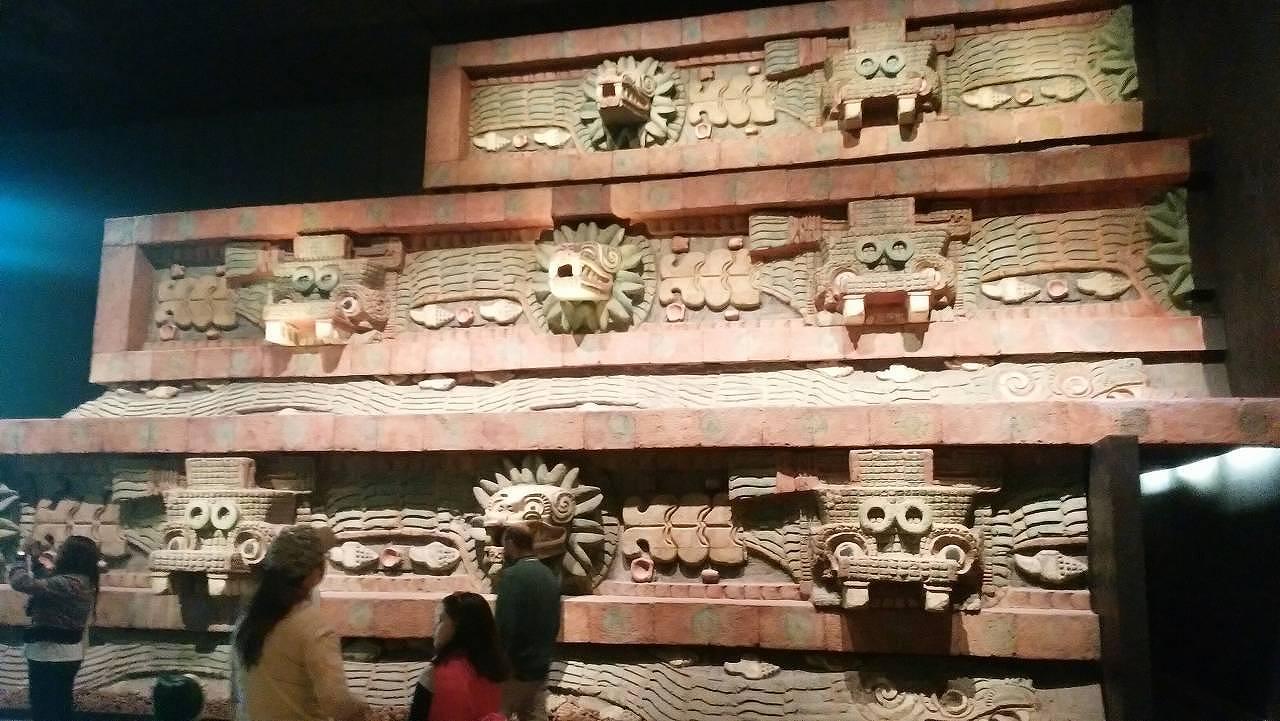 国立人類学博物館7