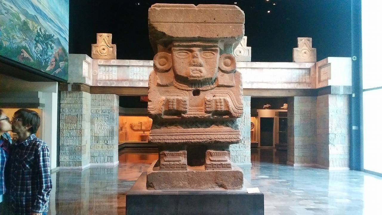 国立人類学博物館8