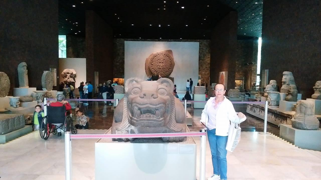 国立人類学博物館9