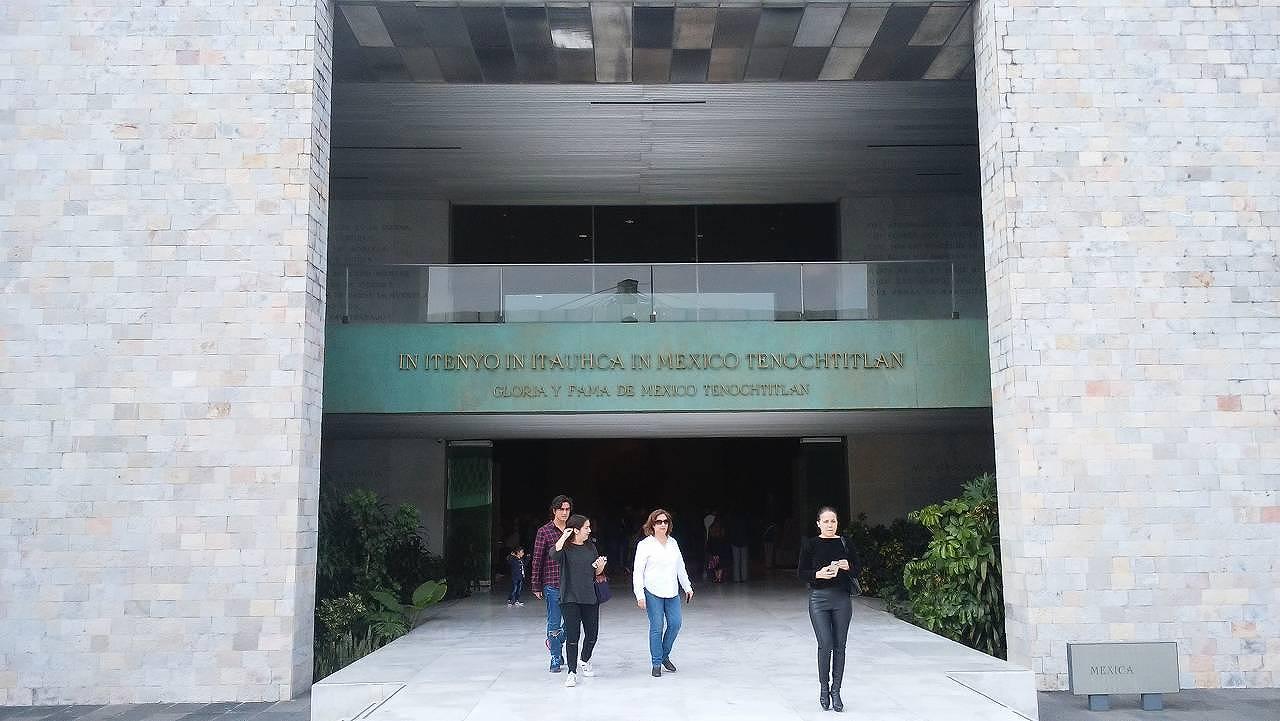 国立人類学博物館3