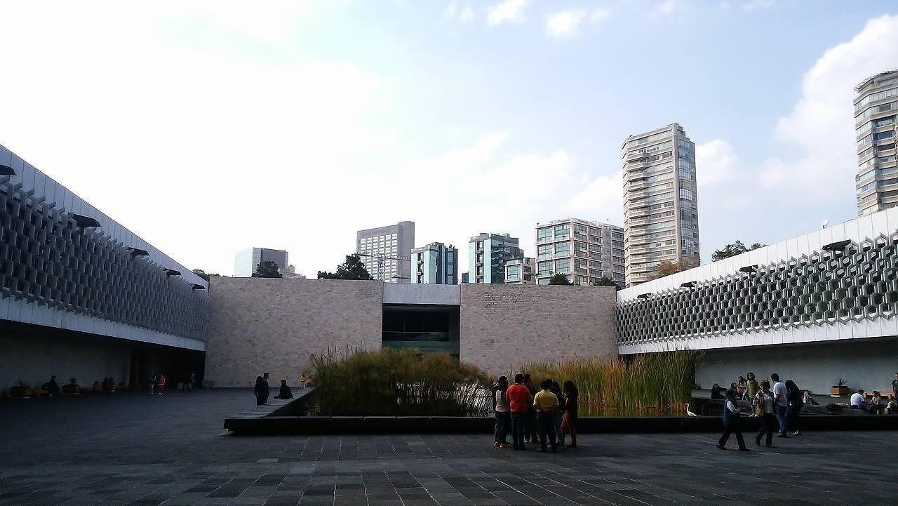 国立人類学博物館1