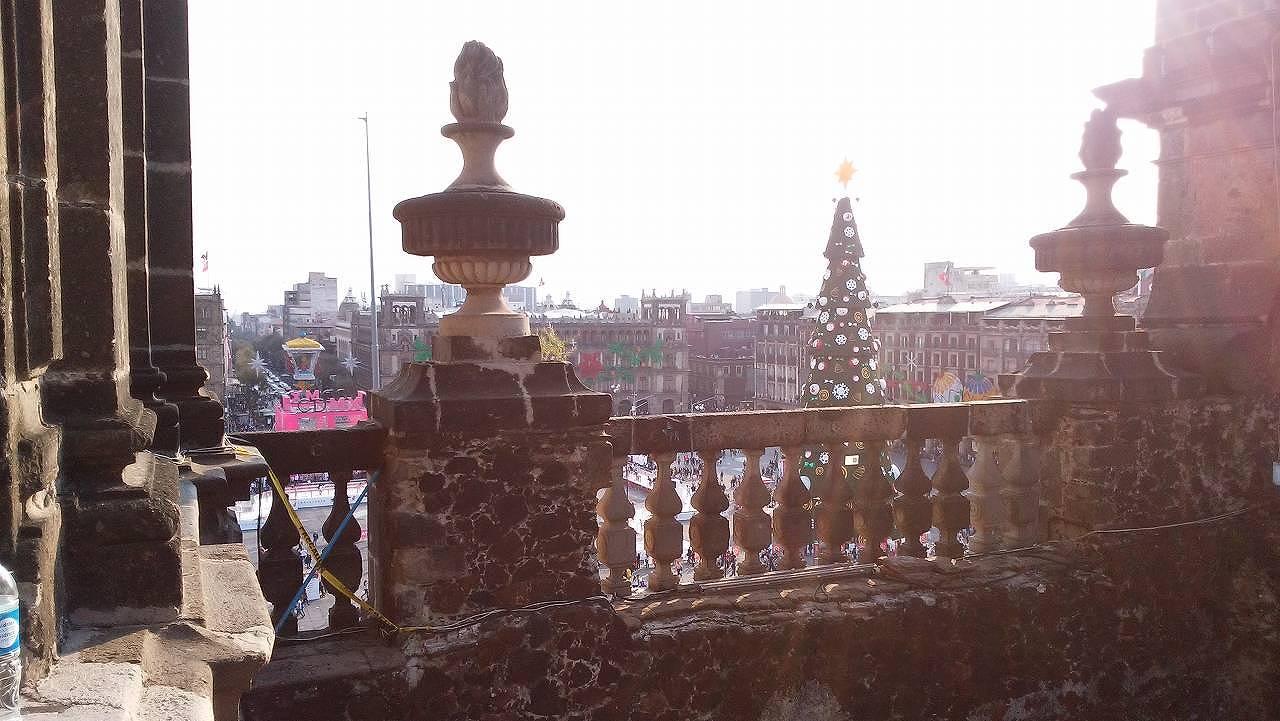 メキシコシティ・メトロポリタン大聖堂カテドラルを見学5