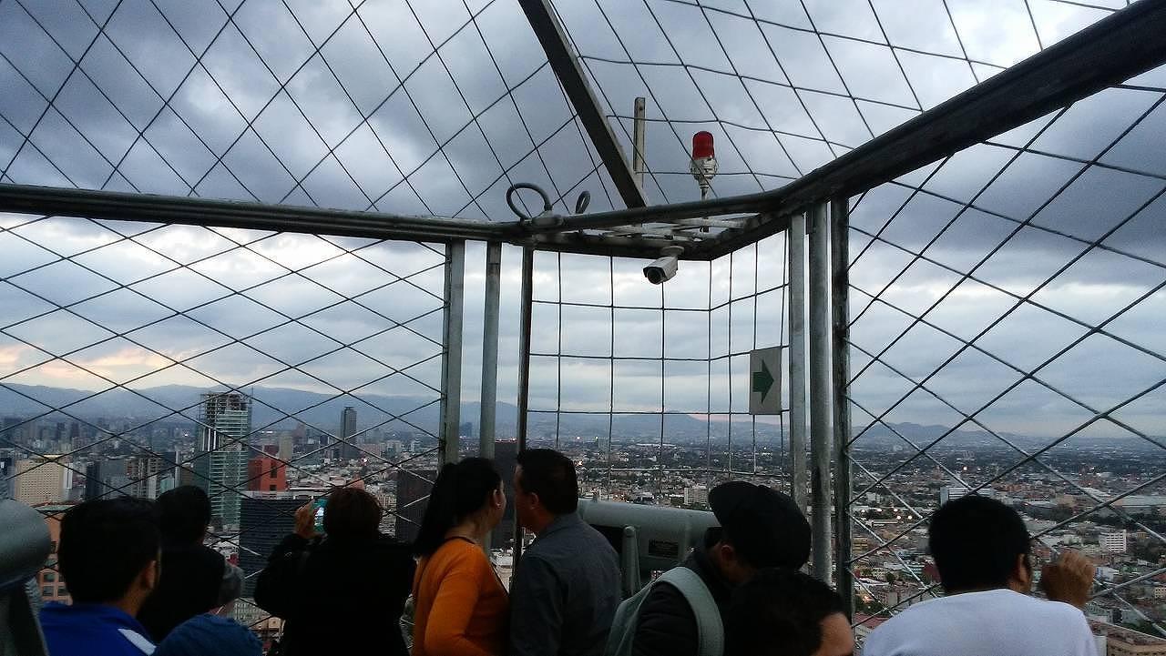 ラテンアメリカタワーからの景色3