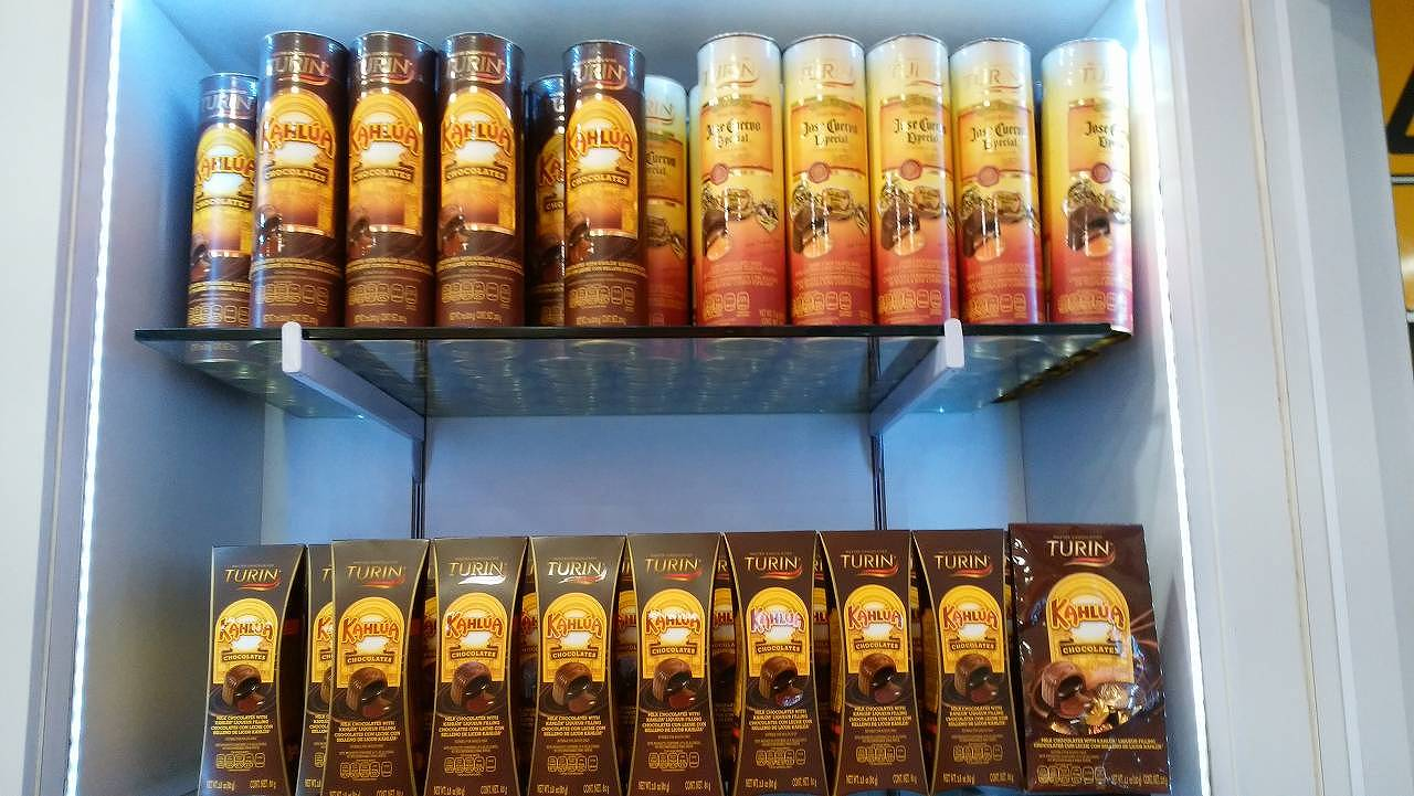 TURINのテキーラチョコレート