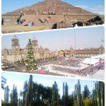 成田空港から直行便でメキシコシティを観光してきた