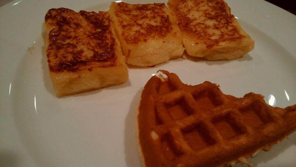 フレンチトーストが有名なホテルオークラの朝食