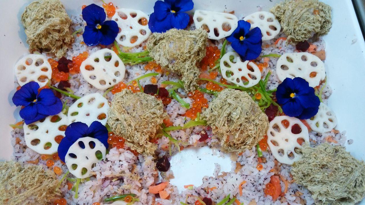 クリスタルパレスの料理4
