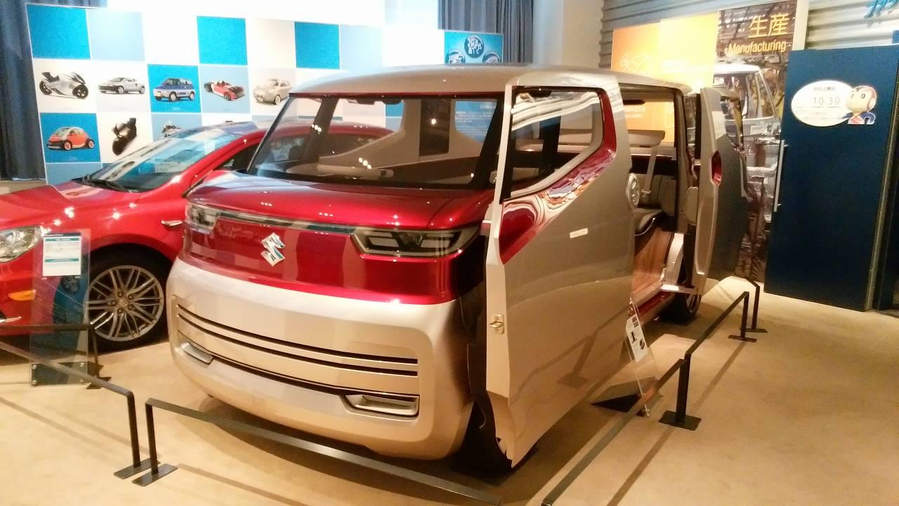 スズキの未来自動車