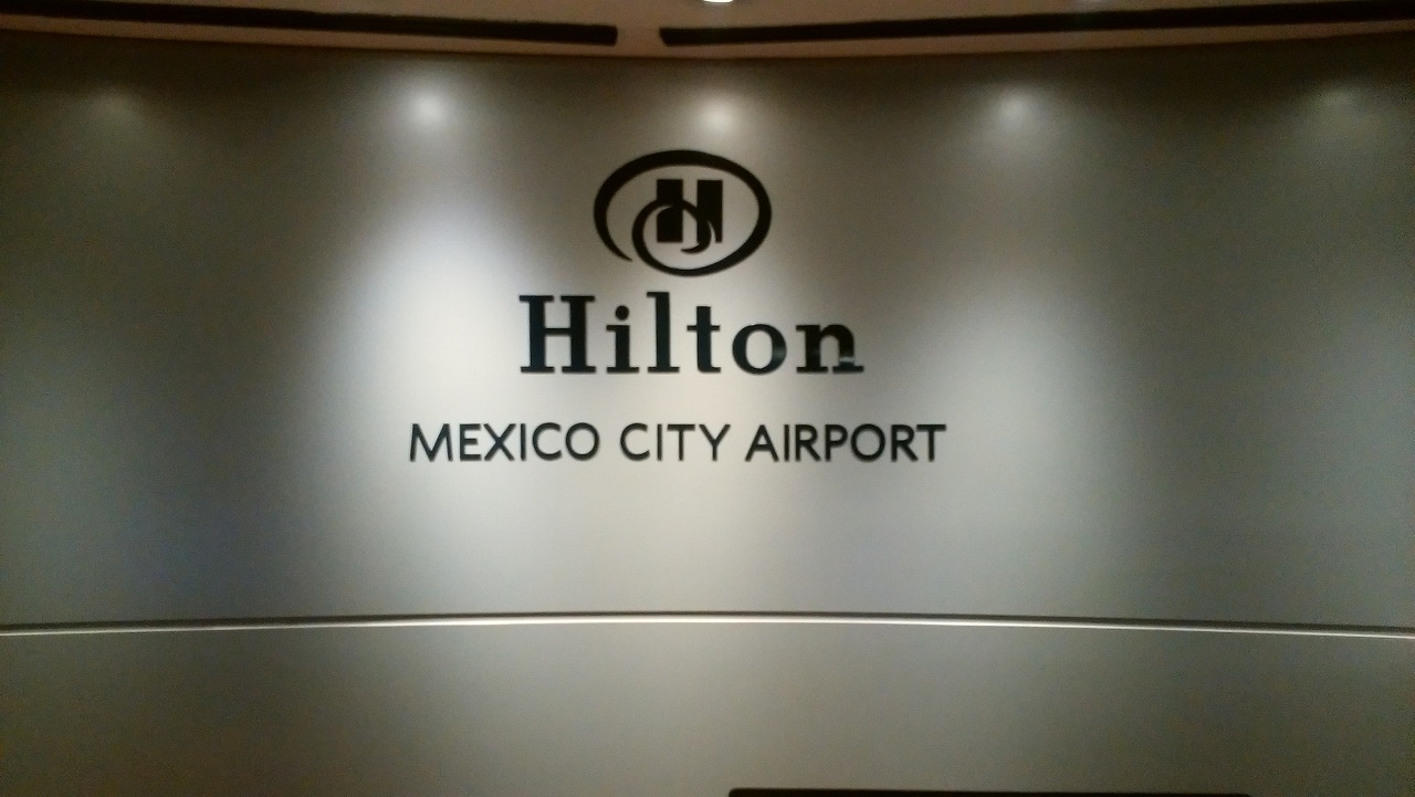 HILTON HOTEL MEXICO CITY AIRPORT