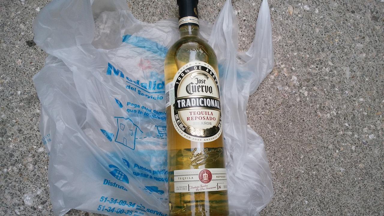 メキシコで安くて人気のテキーラ