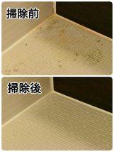 お風呂の床の掃除方法