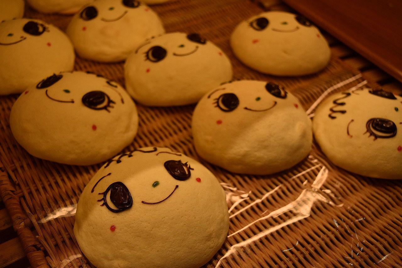 メロンパンナちゃんのパン