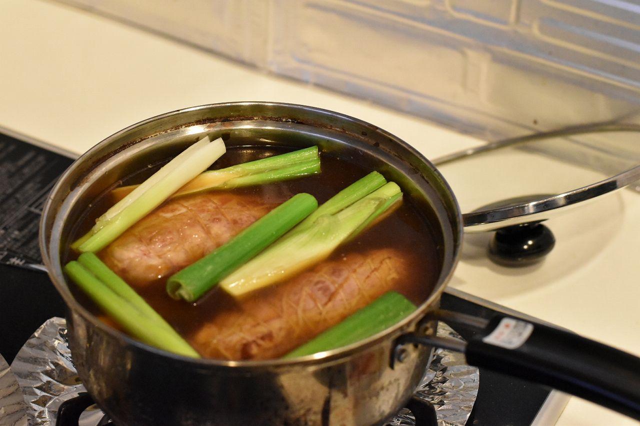 焼き豚レシピ