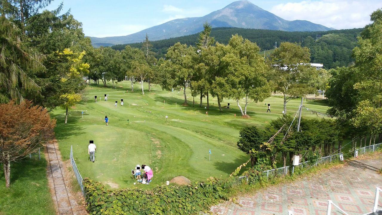 池の平パターゴルフ
