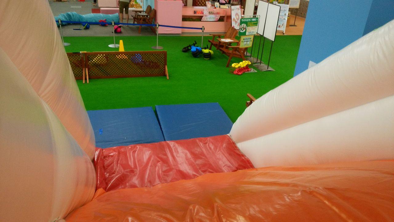 ビビットの室内遊園地