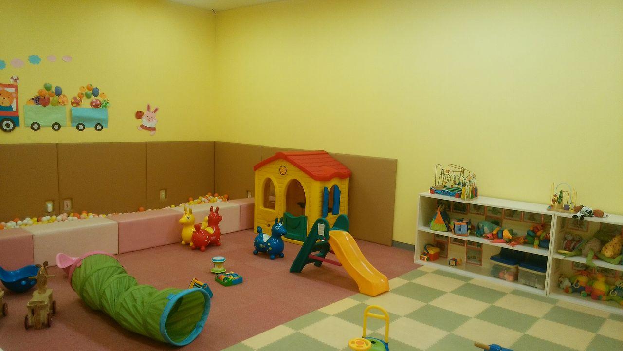 アメイジングワールド船橋の赤ちゃんルーム