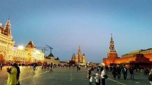 赤の広場は世界遺産