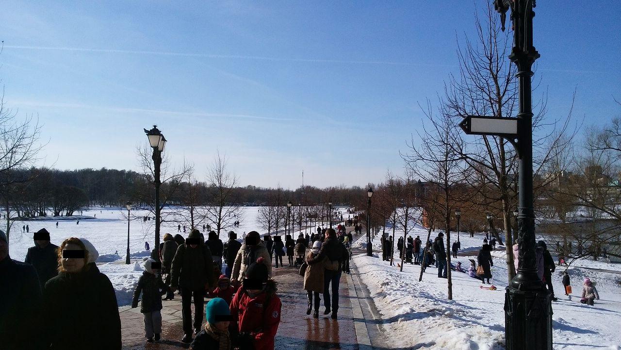 ツァリツィノ公園