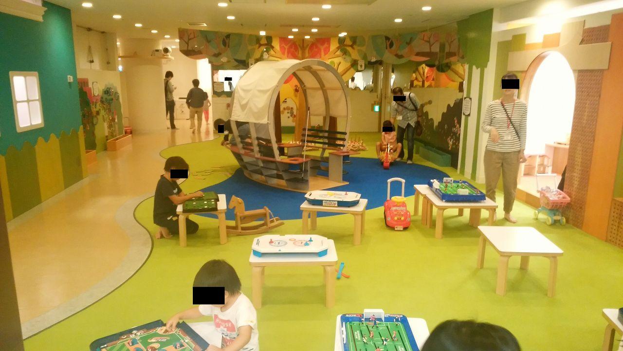 asobono内ボードゲーム