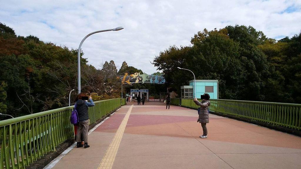 動物公園駅前